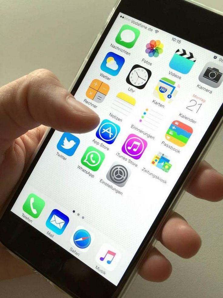 En hemmelig kode til Apples iPhone, som rent faktisk kan bruges til noget, er dukket op. (Foto: AP)