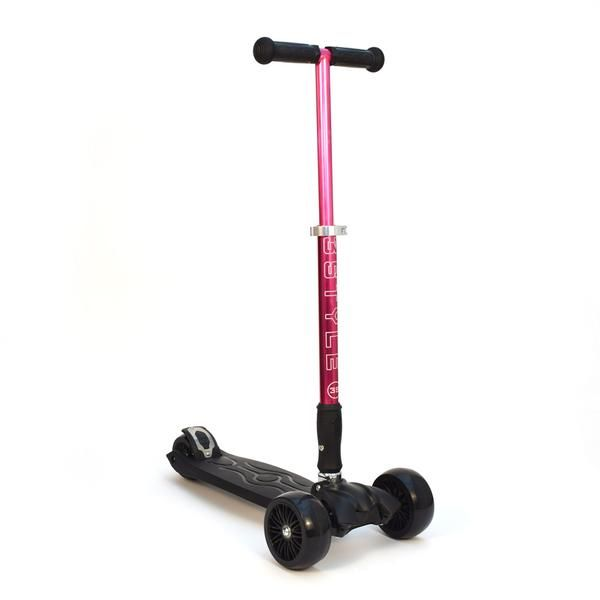 """RGS-3 Pink 3 Wheel Kick Scooter with 2"""" Heavy Duty Wheels 
