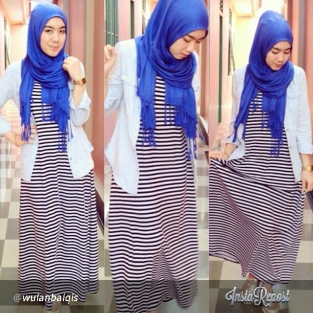 We love hijab..!!