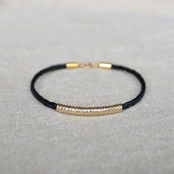 BRIDGED bracelet by Gold-hearted Jewelry
