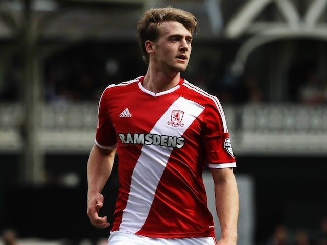 Middlesbrough complete permanent signing of Chelsea striker Patrick Bamford