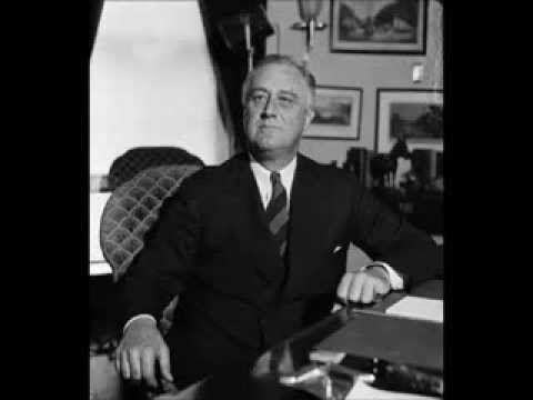 "Franklin Roosevelt, ""Quarantine"" Speech (1937) - YouTube"