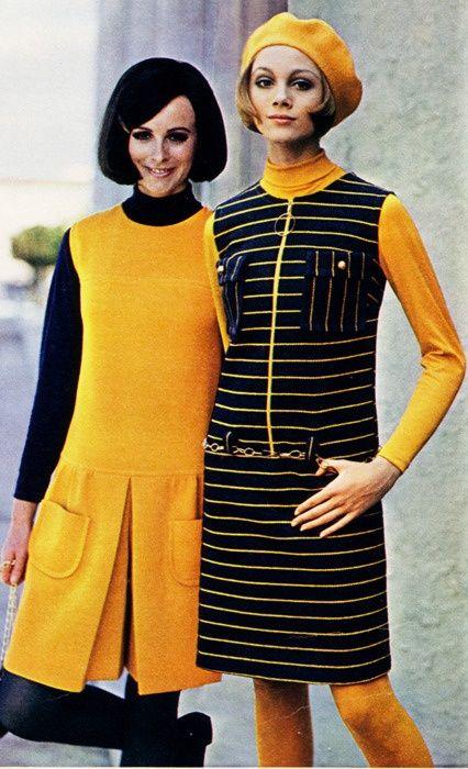 1960s Fashion. More