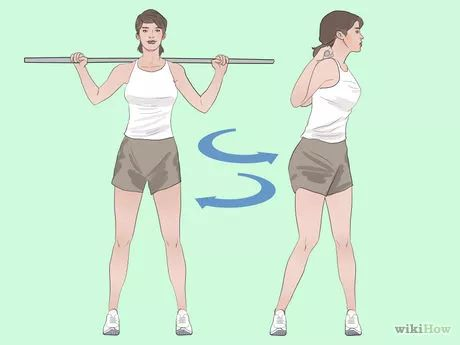 Immagine titolata Reduce Waist Size Step 6