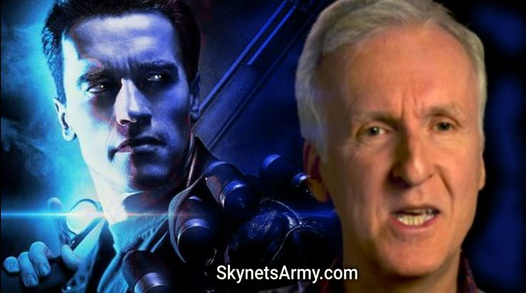 "James Cameron talks ""TERMINATOR 6"" in Live Q&A at the Berlin Film Festival!"