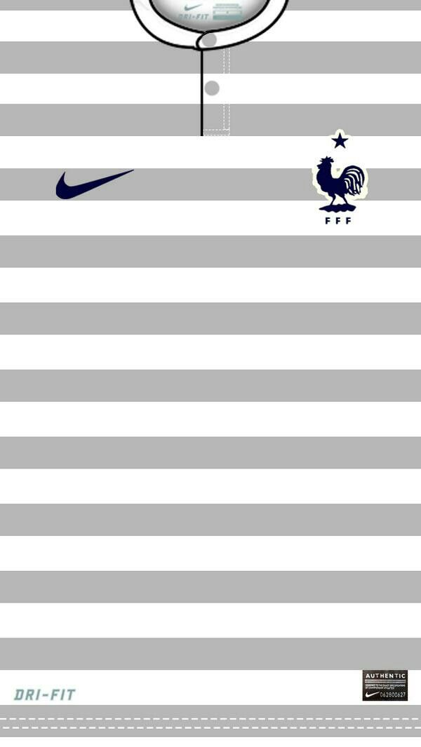 France 14 15 World Cup Kit Away