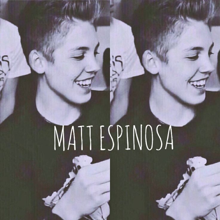 Matthew is the definition of perfect, adorable, funny, weird, oh and did I mention perfect.