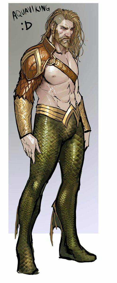 Arthur Curry: King of Atlantis