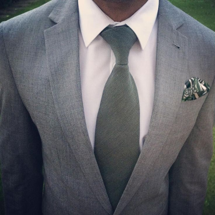 Reiss suit, white shirt, Marks & Spencer tie, Pocket Chief pocket square