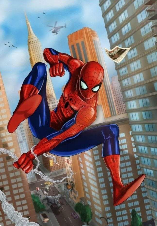 Spiderman Ps4 Full Size Spiderman Coloring Pages ...