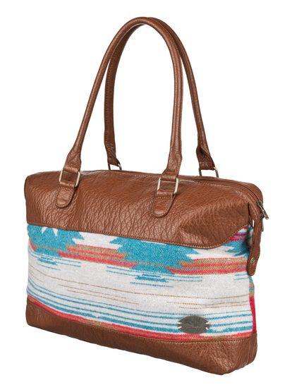 perfect bag aztec <3 #DARETOWEAR @ROXY Europe