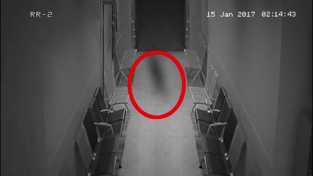 Ghost Like Creatures Caught On Tape!! Ghost Sightings 2017