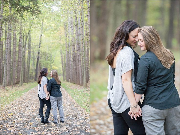 gay engagement photo ideas - 25 best ideas about Lesbian engagement photos on