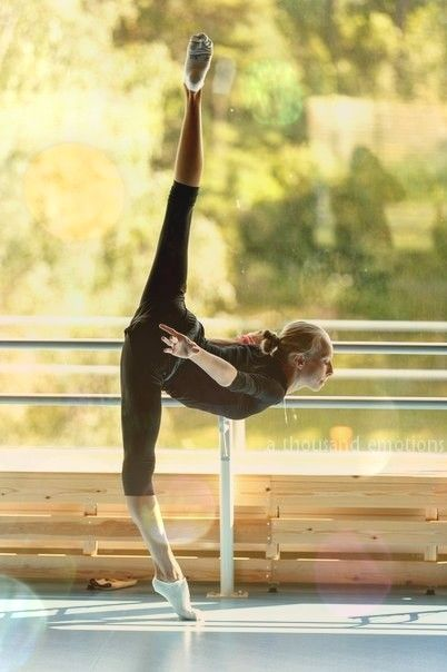 Yana Kudryavtseva training