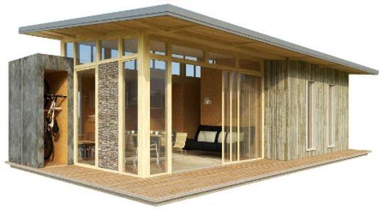 La Maison qui déménage! - SCOP Univers & Conseils - Un projet pilote contre le mal-logement : une vraie maison, démontable et réutilisable pour une solution de logement immédiate