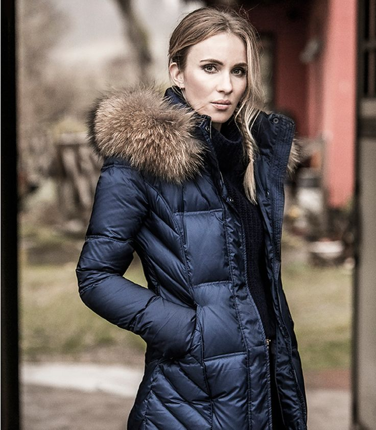 Nice and warm down jacket!