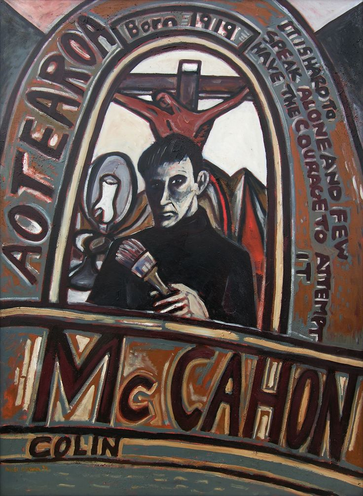 Image result for colin mccahon paintings