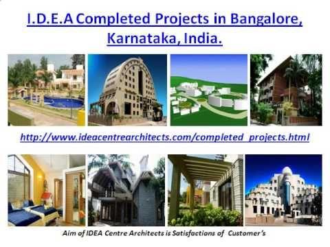 Architects in Bangalore, Architects in Karnataka, India