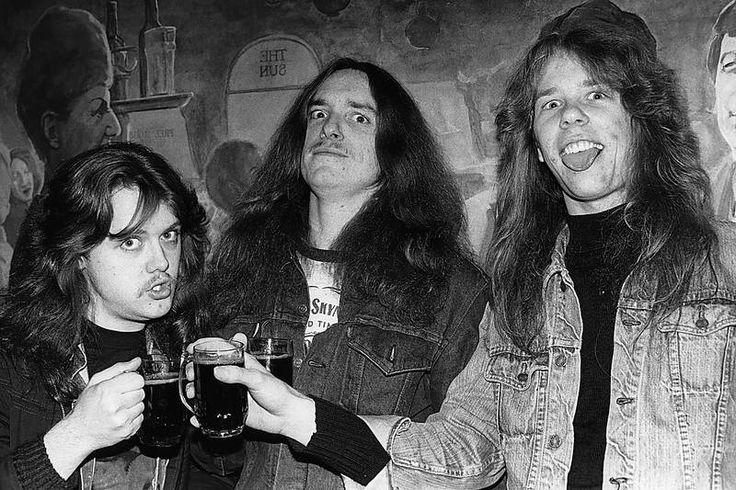 Metallica, 1984