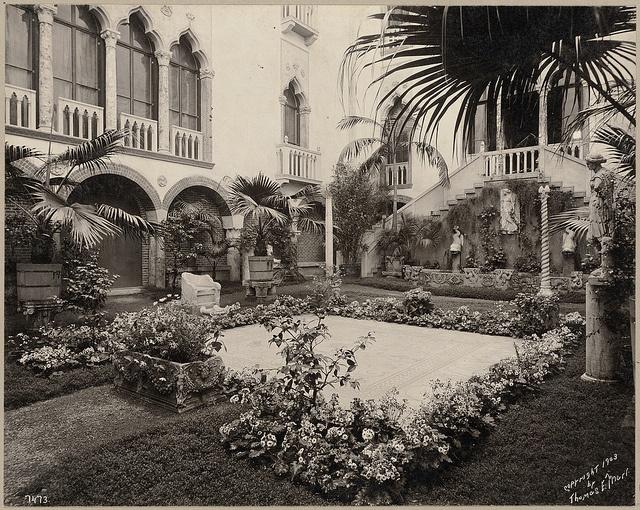 Fenway Court at Isabella Stewart Gardner Museum, Boston