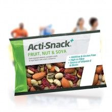 Fruit, Nut and Soya Mix - from Muscle Food - Munch it on the go, during your workout or post session for an all-round nutrient pick-me-up.