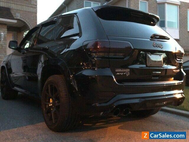 Car For Sale Jeep Grand Cherokee Trackhawk