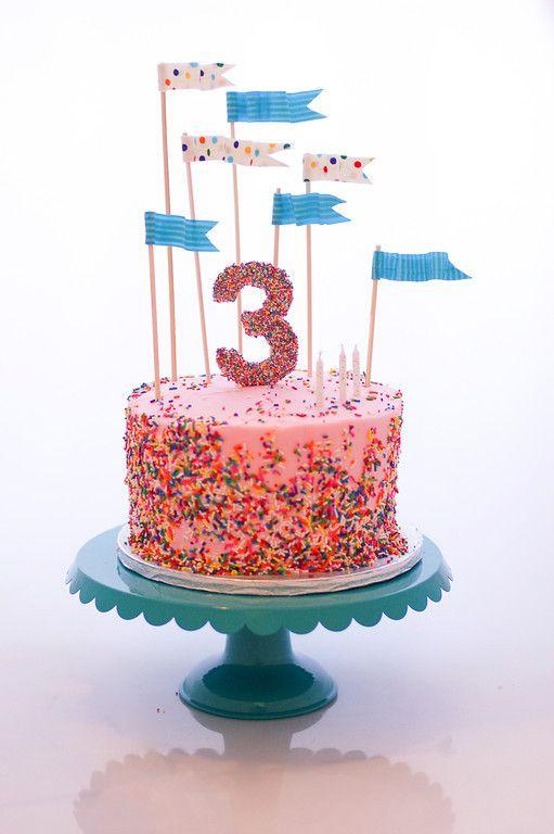 Sprinkles Birthday Party, Part 2! Dessert Table Time! | TikkiDo.com