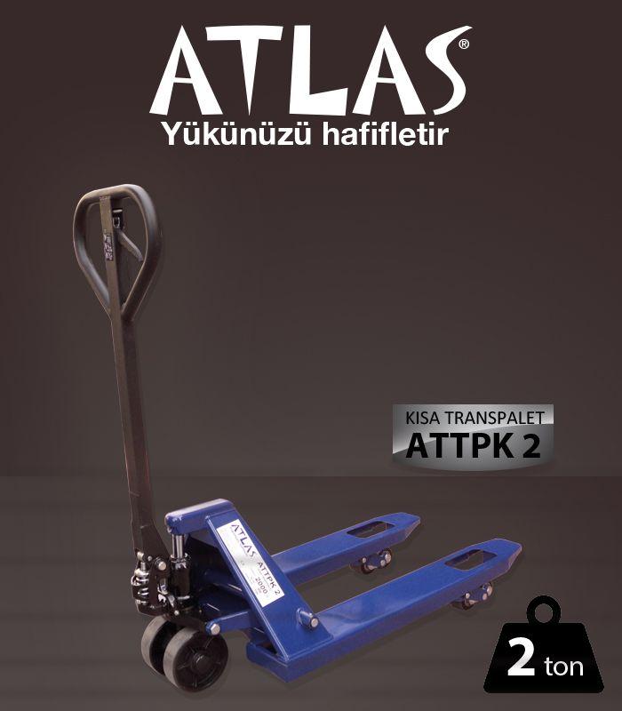 Atlas kısa atallı transpalet ATTPK 2 model transpalet özel ve şık tasarıma sahip profesyonel transpalettir. Manuel transpalet 2 ton kapasiteli kısa çatallı transpalettir. http://www.ozkardeslermakina.com/urun/transpaletler-transpalet-kisa-catal-atlas-attpk-2-ton/ #atlas #transpalet #tasarim #depo #market #raf #matbaa #dayaniklilik