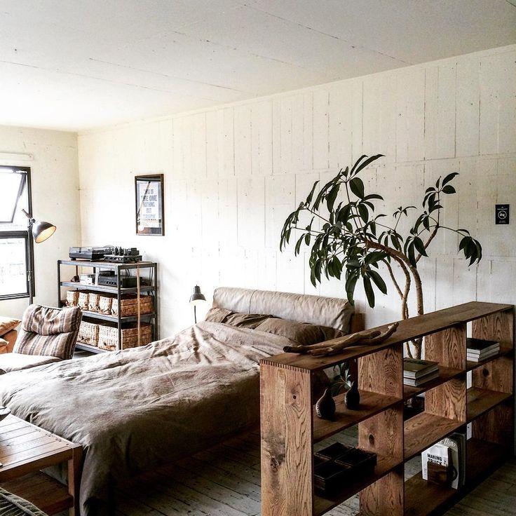 寝室は塩系インテリアがおすすめ!映画のワンシーンのように目覚めたい♡ | folk