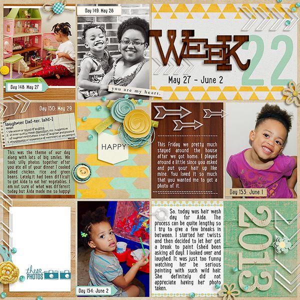 PL 2012 :Week 22 - Scrapbook.com