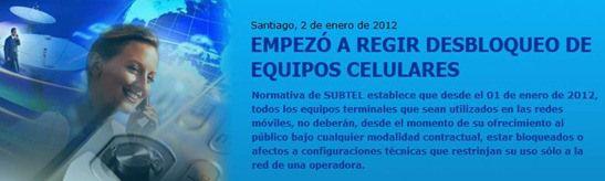 Liberar por IMEI celulares Movistar, Claro y Entel gratis | PixelChile