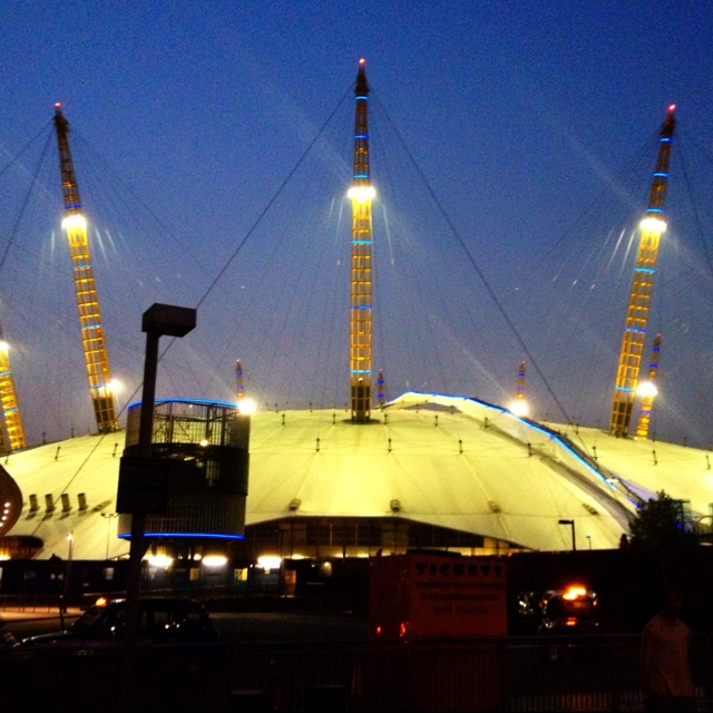 2nd night of the X Factor Auditions at the O2