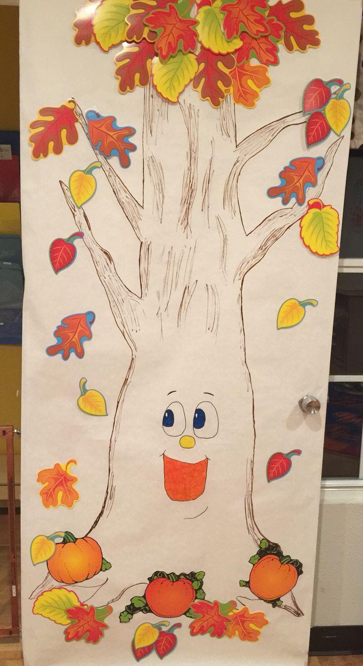 1000 ideas about fall classroom door on pinterest for Autumn classroom decoration