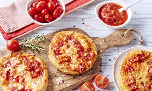 Przepyszna wersja pizzy wmniejszym formacie