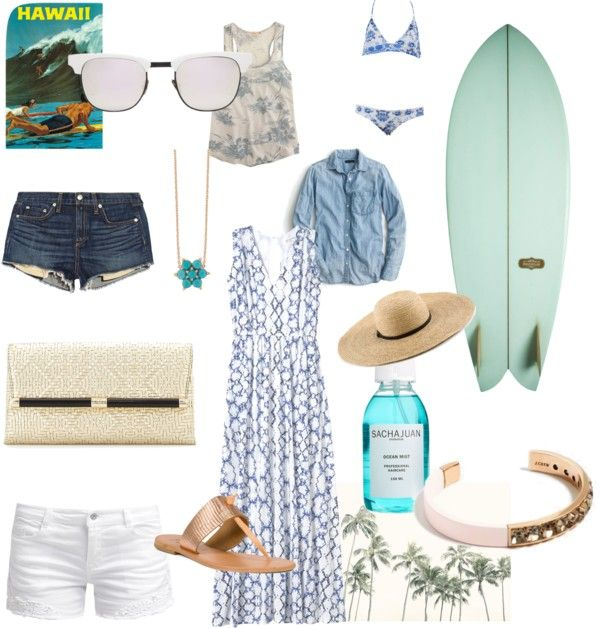 What to Pack for Hawaii | The Belle Voyage | hawaii packing list, beach packing list, summer travel, packing for summer trip, travel style