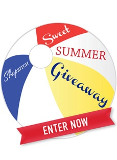Enter ShopBitch Sweet Summer Giveaway - You could win !