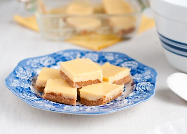 creamy-lemon-squares-recipe-blue-plate (1 of 1)