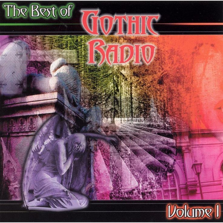Various Artists - The Best of Gothic Radio, Vol. 1 (CD)
