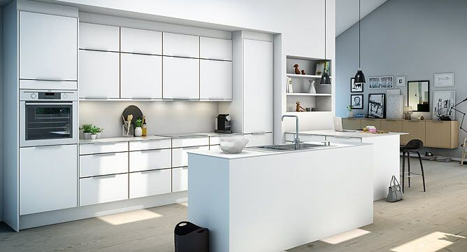 1000 images about new nordic kitchens design for Cuisine contemporaine design