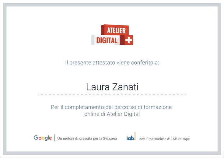 Formazione sul marketing digitale!