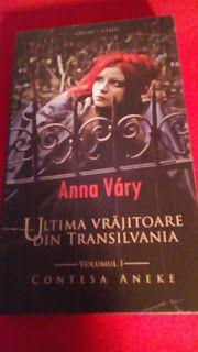 Blogul meu de cuvinte fluturi: Recenzie Ultima vrăjitoare din Transilvania. Conte...
