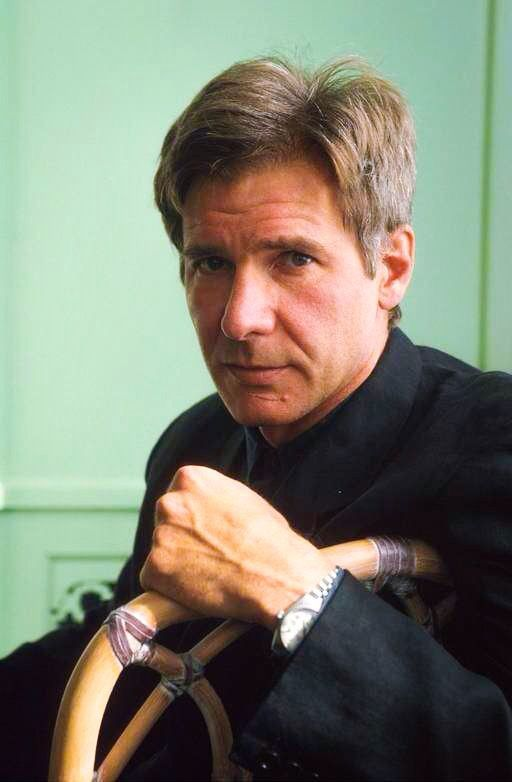 Harrison Ford your so awesome, I love you
