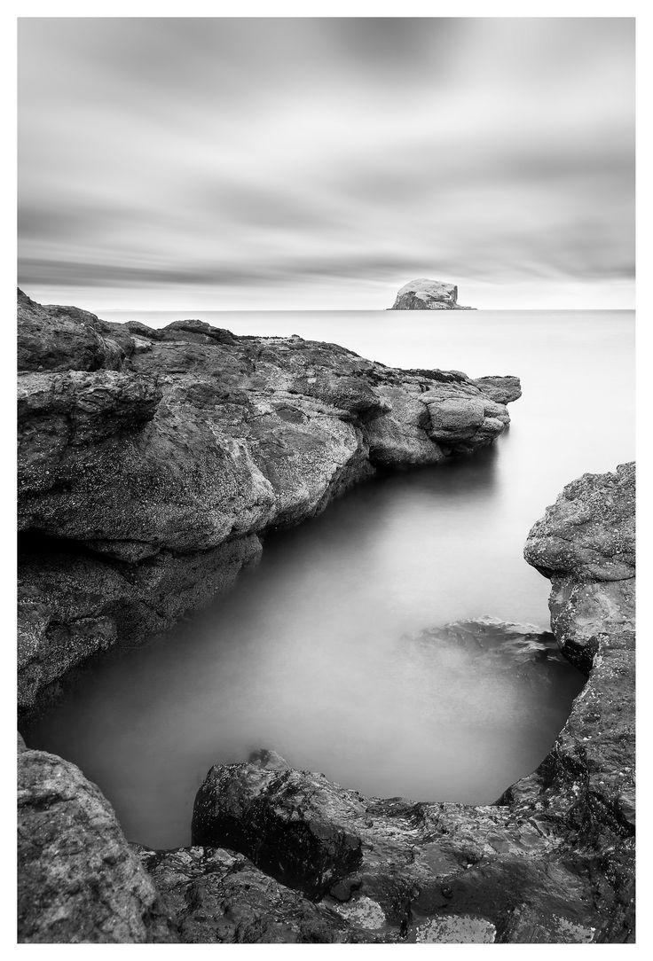 Bass Rock, Scotland.