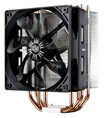 Cooler Master Hyper 212 EVO - CPU Cooler with 120mm PWM Fan (RR-212E-20PK-R2), 2016 Amazon Most Gifted Computer Components  #CE
