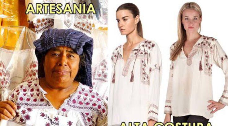 Marca francesa patenta ropa artesanal de Oaxaca con 300 años de historia | General | El Imparcial