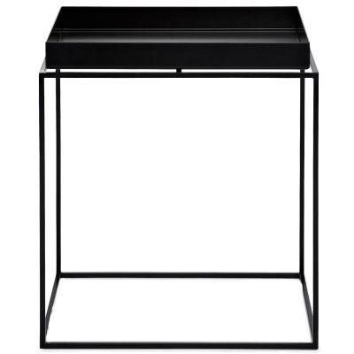 Tray Table bord 40x40, svart i gruppen Møbler / Bord / Sidebord & Småbord hos ROOM21.no (103844)