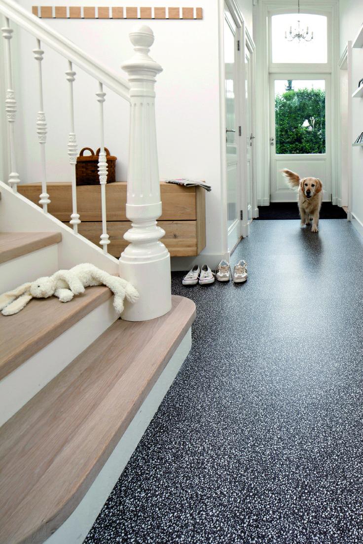 Meer dan 1000 idee n over tegel leggen op pinterest openhaard muur klussen en achterwand tegel - Moderne betegelde vloer ...