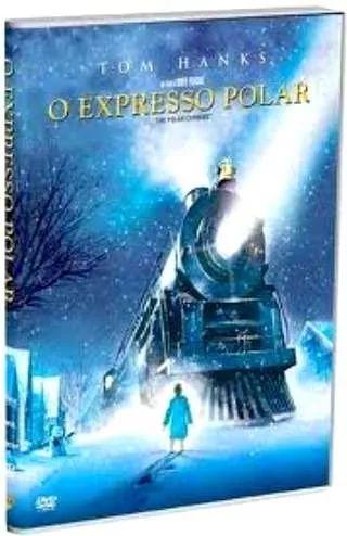 o expresso polar dvd lacrado novo - tom hanks