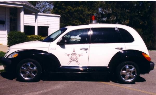 Tower Lakes Police PT Cruiser - PT Cruiser Gallery