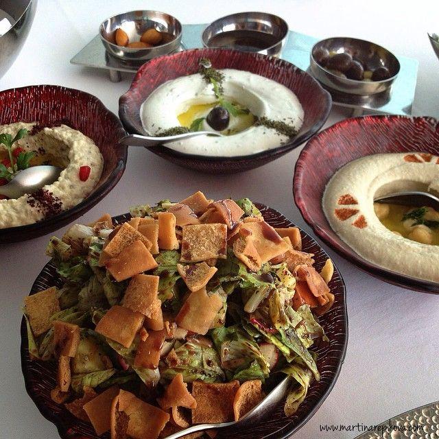 Photo: Leisurely Weekend Lunch at Li Beirut, Abu Dhabi